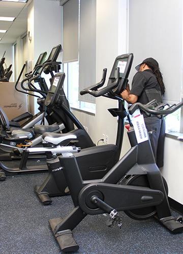 Fitness-Installation